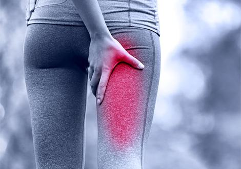 leg pain chiropractic treatment