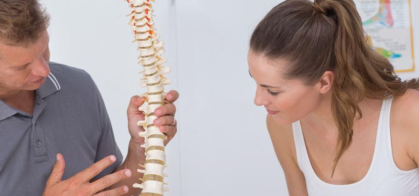 osteopath chiropractor