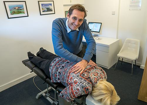 Chiropractic adjusting